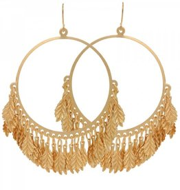 "Earrings ""Golda"""