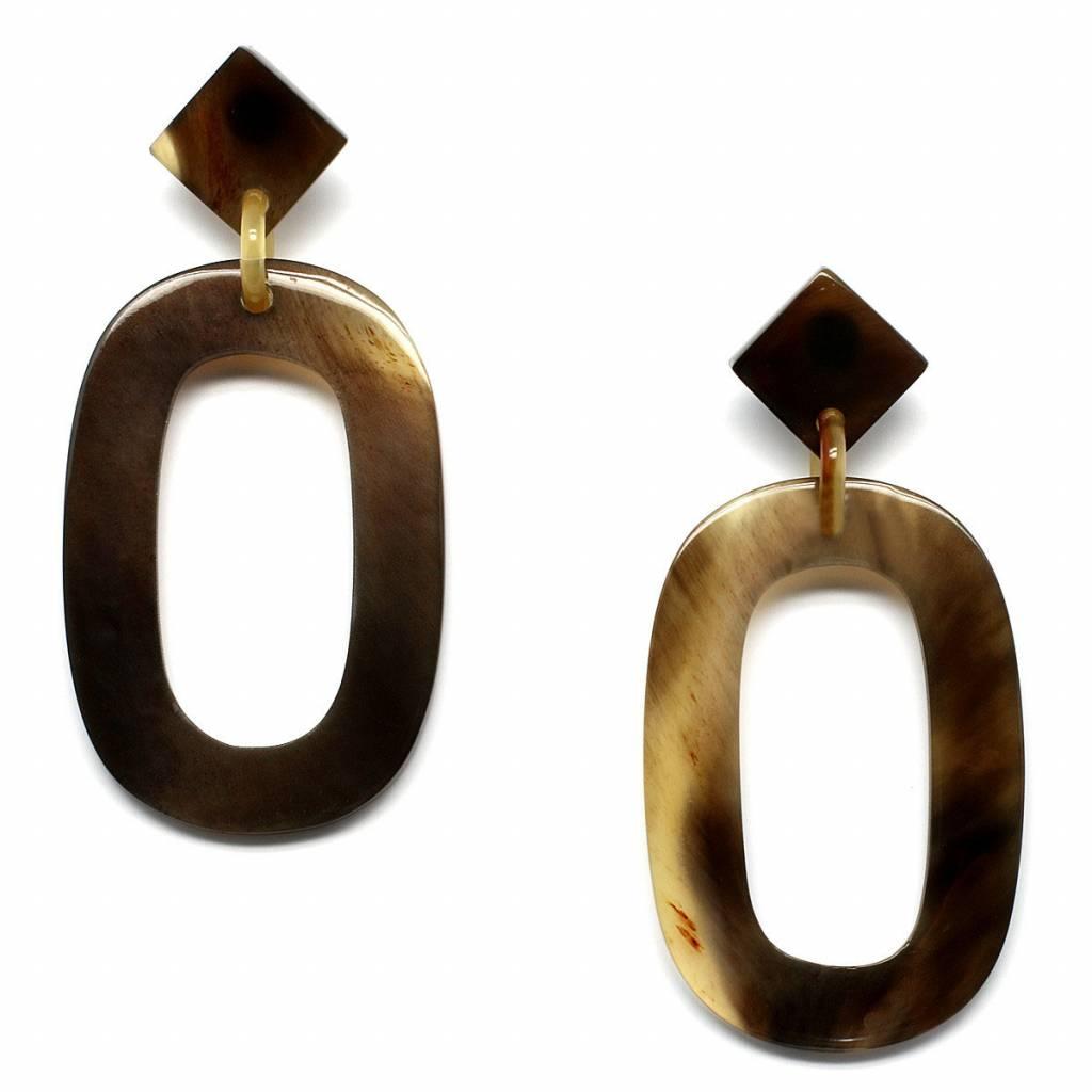 """Earrings hoorn """"Jolie"""""""