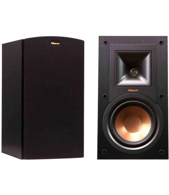 Klipsch R-15M boekenplank speakers met een super geluid