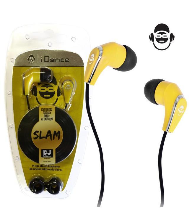 iDance SLAM45 goede goedkope oordopjes