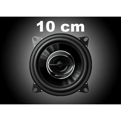 10cm Auto speakers