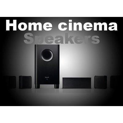 HOME CINEMA SPEAKERS