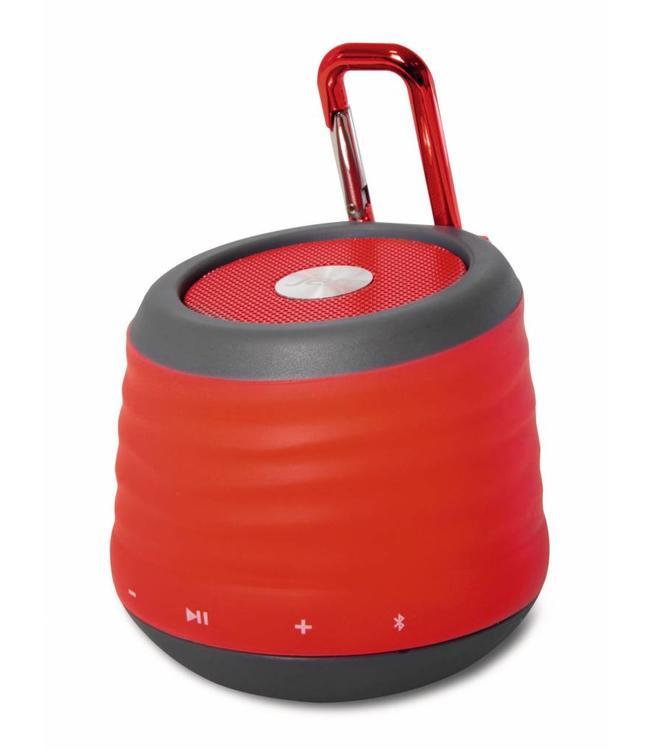 HMDX HX-P430RD RED bluetooth speaker