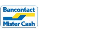 Betalen via Mister Cash - Bankcontact