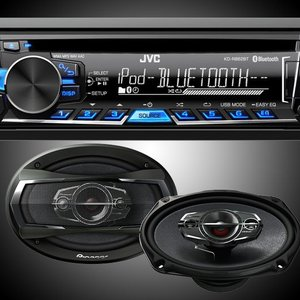 AUTORADIO & SPEAKERS