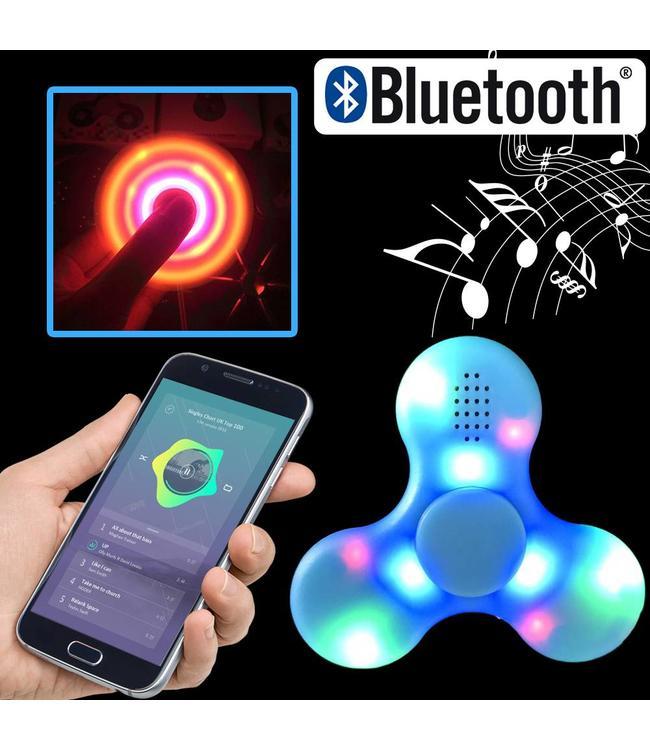 3H Spinner met Bluetooth muziek streaming.