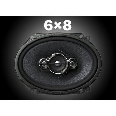6x8inch Auto speakers