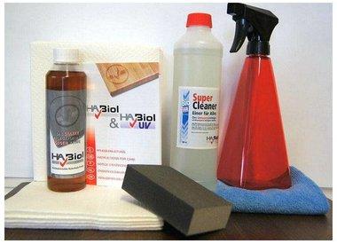 Onderhoud en reiniging (Habiol)