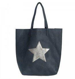 Tas Citybag Star Black
