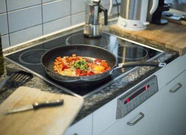 Zadelkruk voor in de keuken