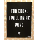 poster - you cook!