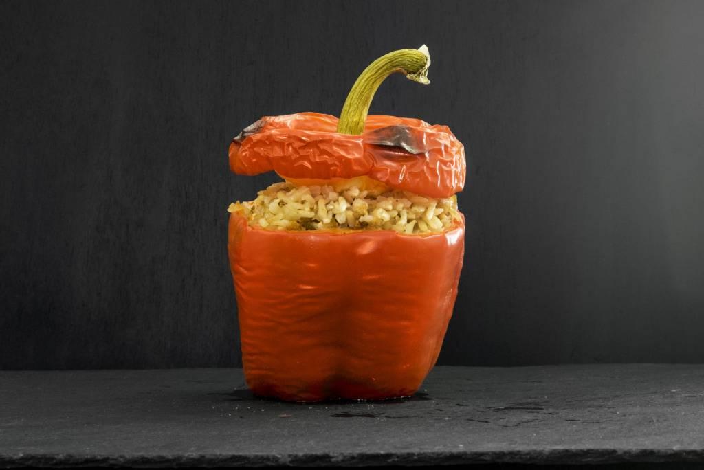 Tomato Roulade