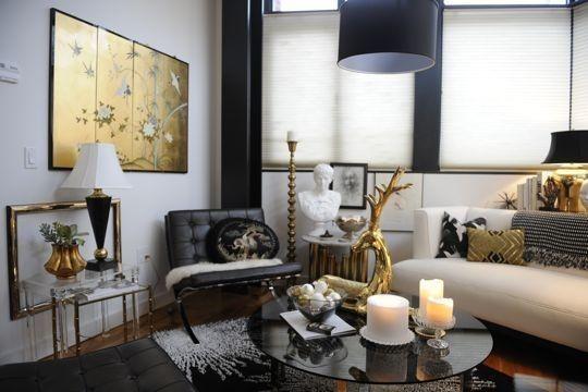 Eclectisch interieur goed in stijl kapstokhaken en for Eclectische stijl interieur