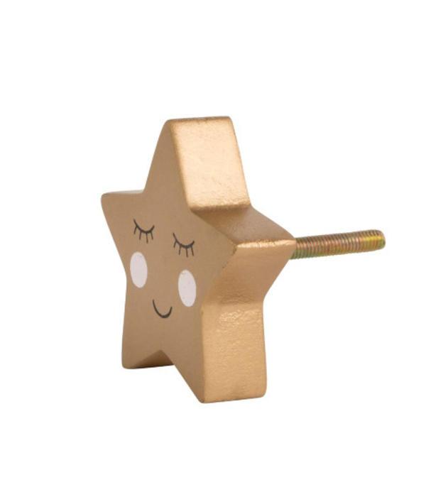 Kastknop Ster