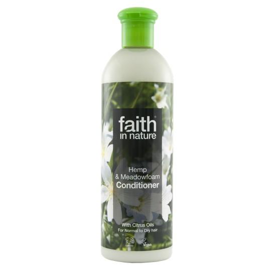 Faith in Nature Hemp & Meadowfoam Conditioner