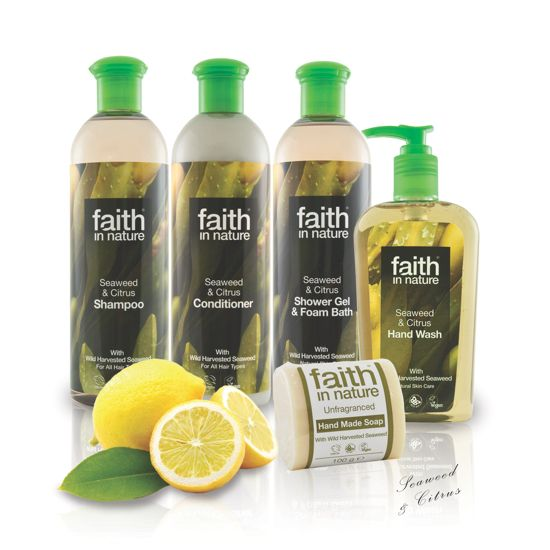 Faith in Nature Seaweed & Citrus Conditioner