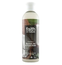 Faith in Nature Coconut Bath & Shower Gel