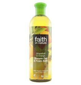 Faith in Nature Grapefruit & Orange Bath & Showergel