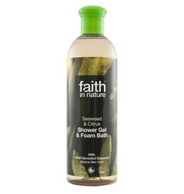 Faith in Nature Seaweed Bath & Shower Gel