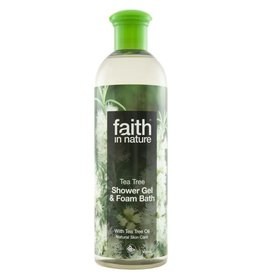 Faith in Nature Tea Tree Bath & Shower Gel