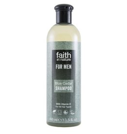 Faith in Nature Blue Cedar Shampoo