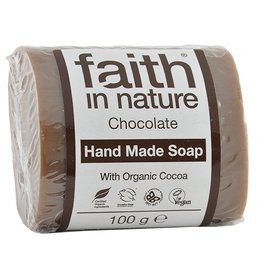 Faith in Nature Chocolate Soap