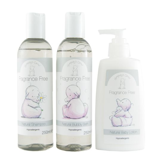 Humphrey's Corner Fragrance Free Bubbly Bath