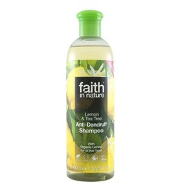 Faith in Nature Lemon & Tea Tree Anti-roos Shampoo