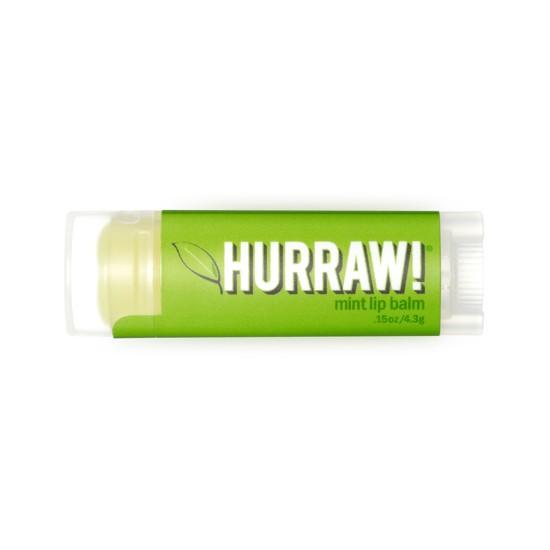 Hurraw! Mint Lip Balm