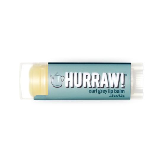 Hurraw! Earl Grey Lip Balm