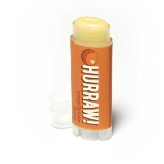 Hurraw! Orange Lip Balm