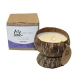 We Love The Planet Soya Wax Candle Charming Chestnut