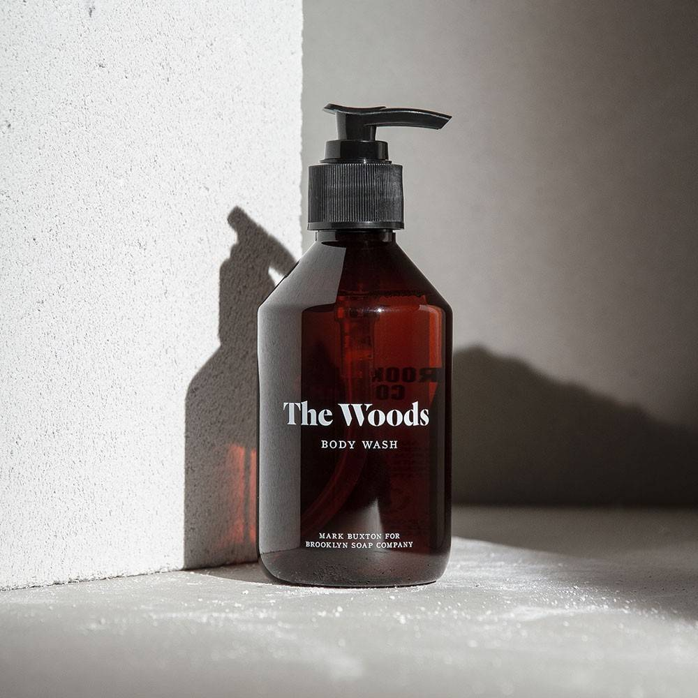 Brooklyn Soap Company The Woods Bodywash