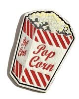 Delicatezzen Sticker Popcorn 5x5cm