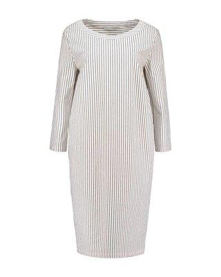 SYLVER Cotton Stripe Dress