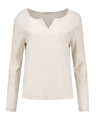 SYLVER Slub Jersey Shirt