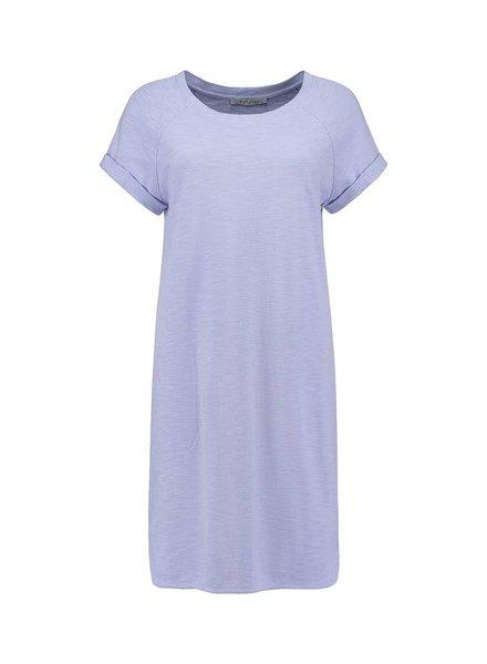 SYLVER Pique Jersey Dress