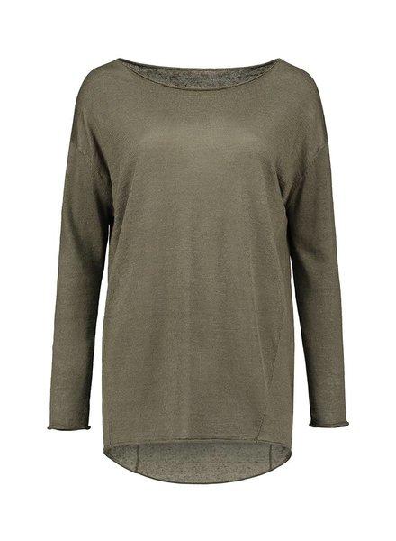 SYLVER Natural Shirt