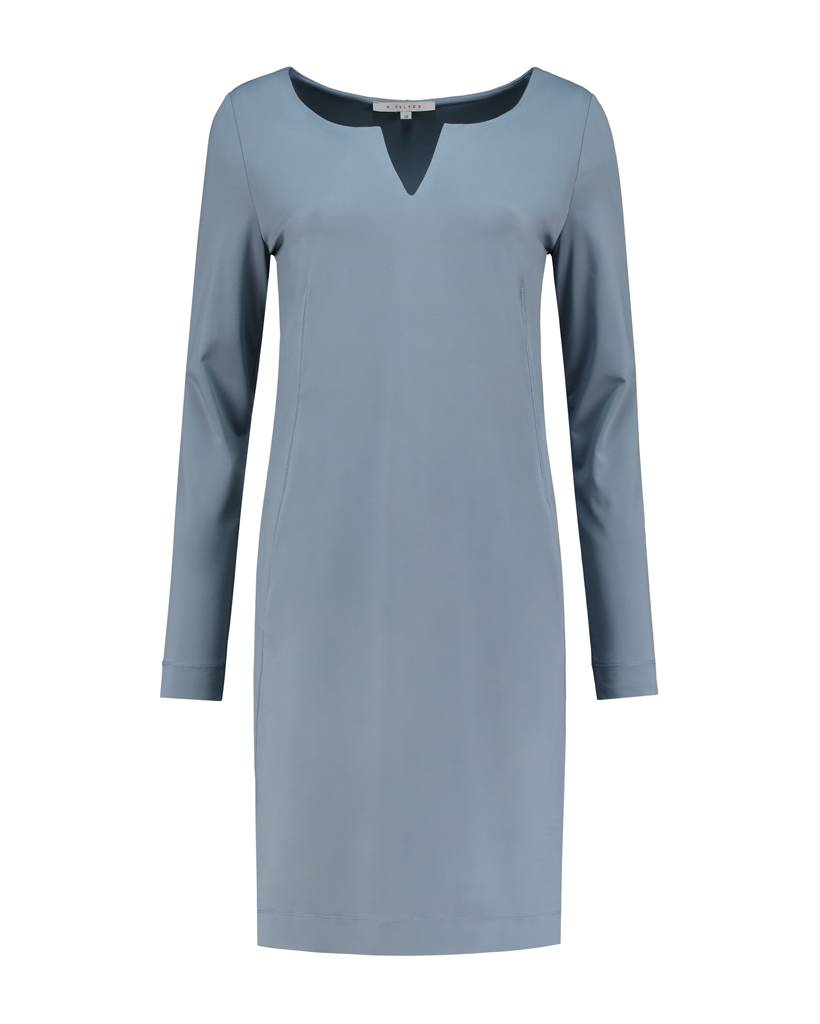 SYLVER Silky Jersey Dress