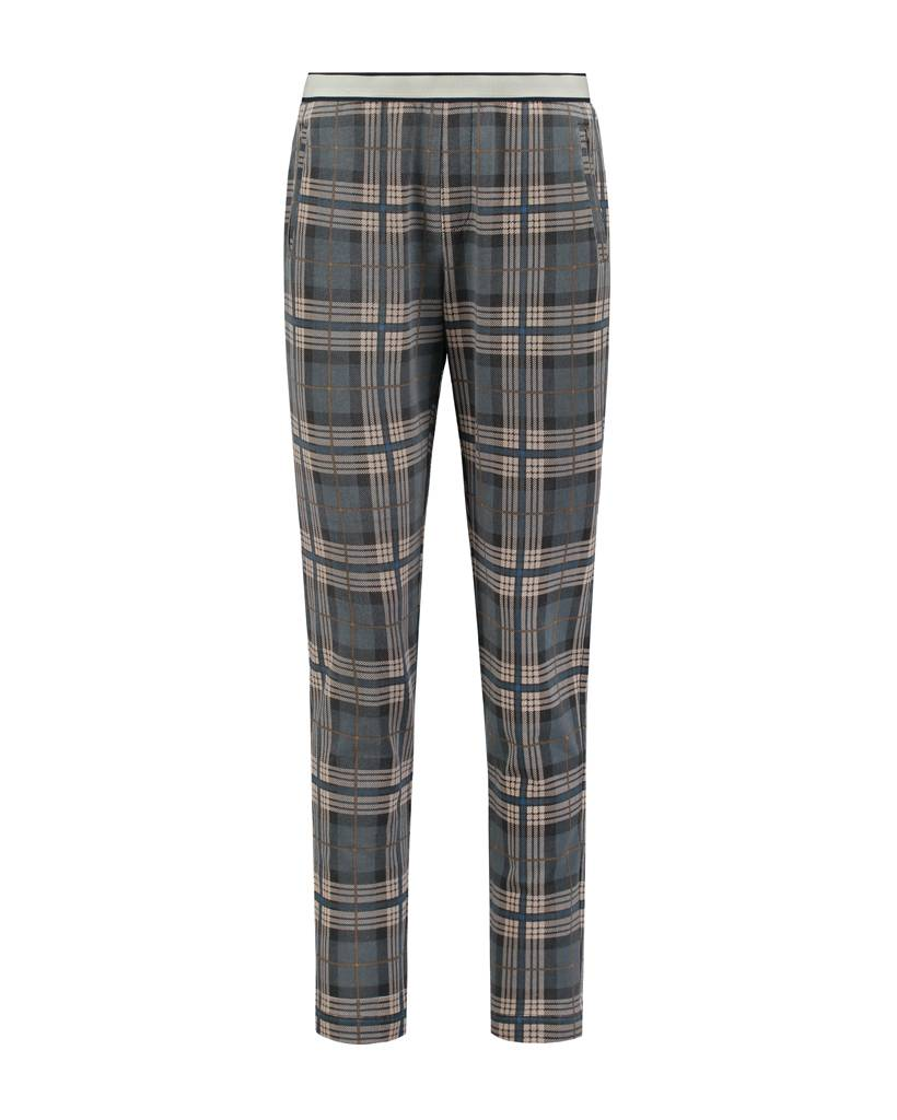 SYLVER Color Check Trousers