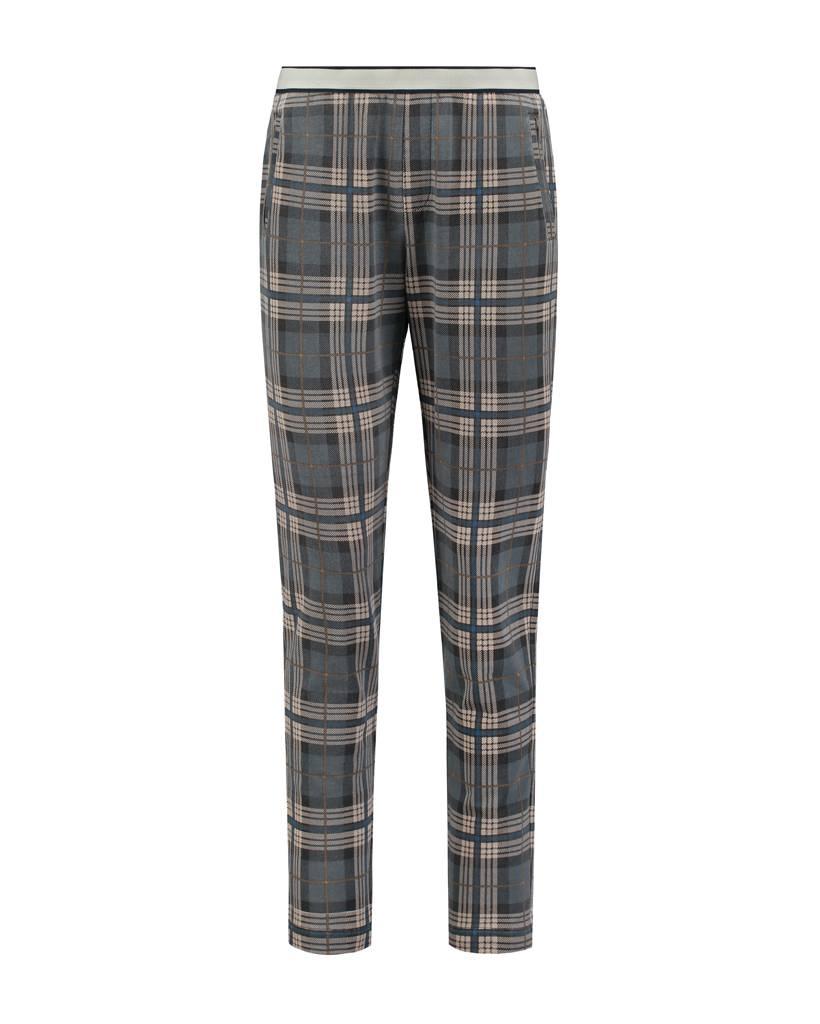 SYLVER Colour Check Trousers