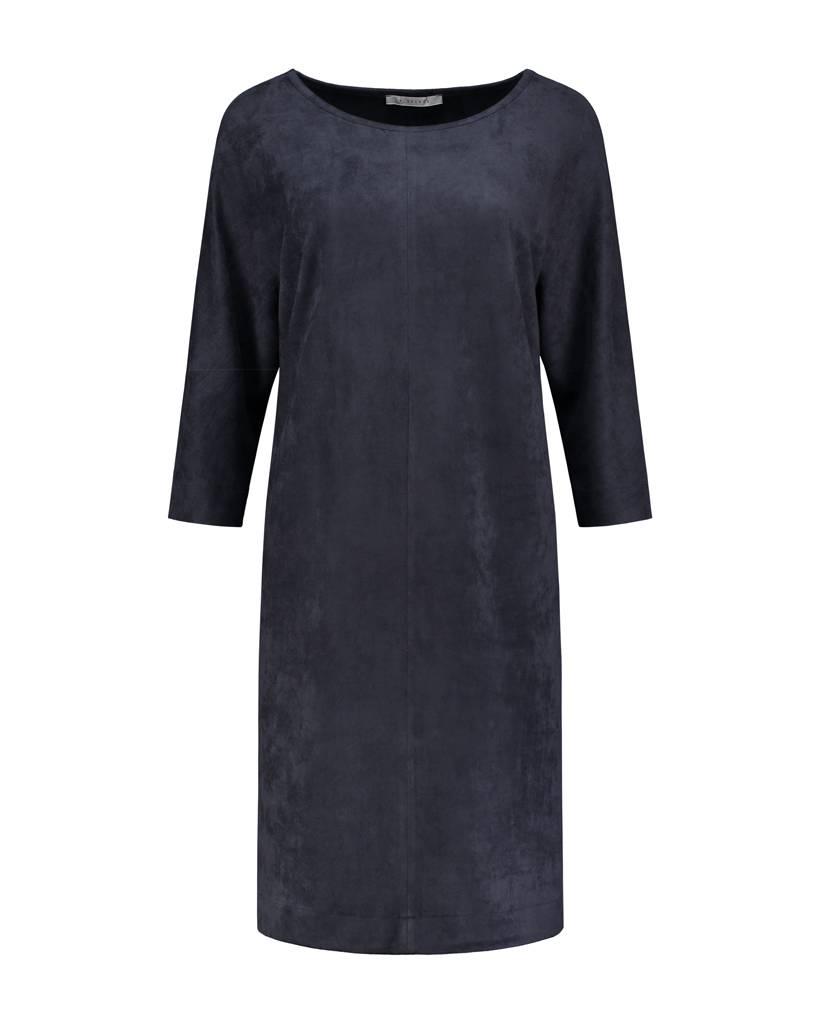 SYLVER Fake Suede Dress