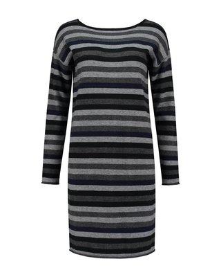 SYLVER Stripe Knit Dress