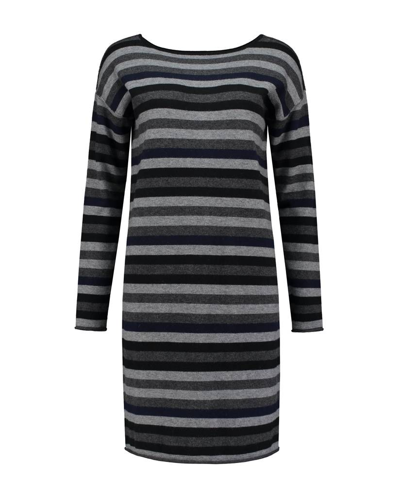 SYLVER Stripe Knit Dress
