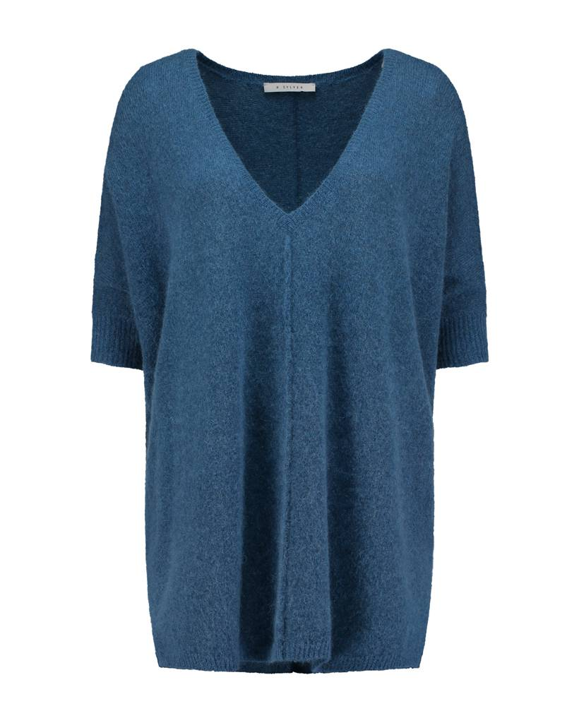 SYLVER Kid Mohair Shirt