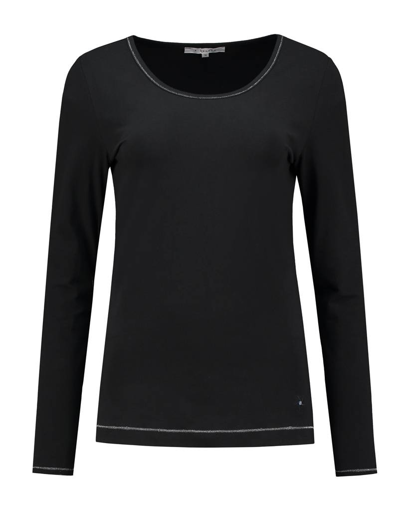 SYLVER Cotton Lycra Shirt