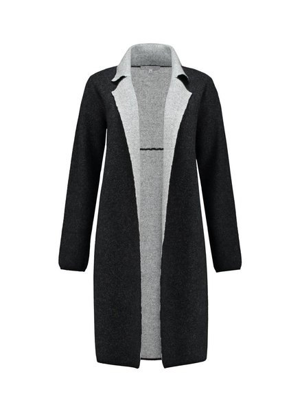 SYLVER Double Boiled Wool Blazer Long