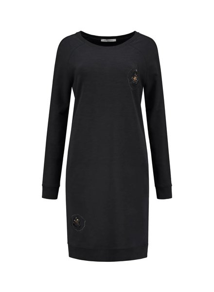 SYLVER Slub Sweat Dress