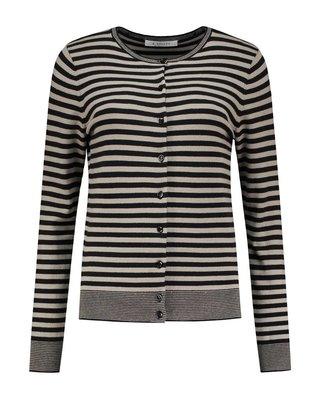 SYLVER Stripe Knit Cardigan
