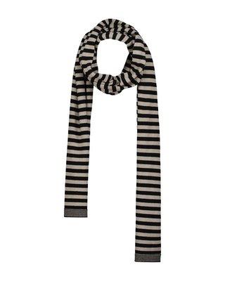 SYLVER Stripe Knit Scarf